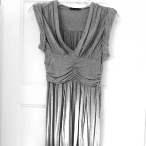 Ella Moss heather grey dress